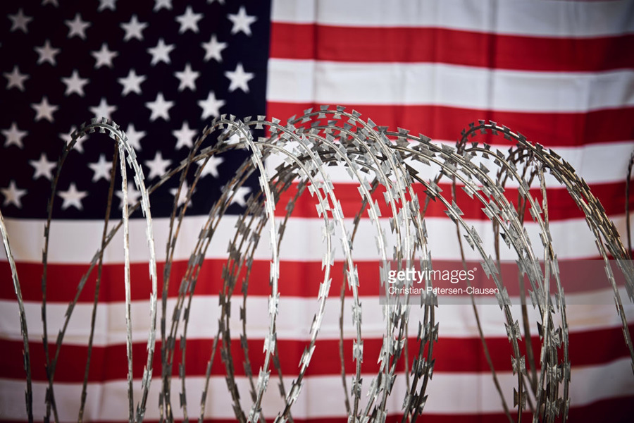 US-Flag-Wire