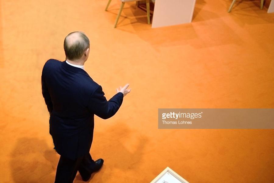 Putin-Top-View