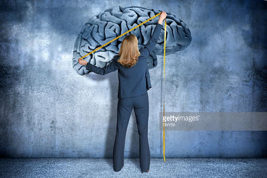 Об умственных способностях россиян Brain