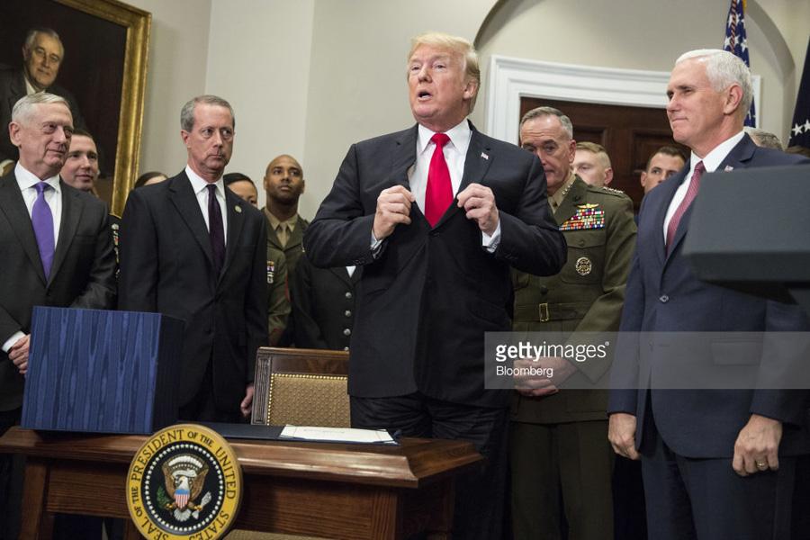 Trump-DoD