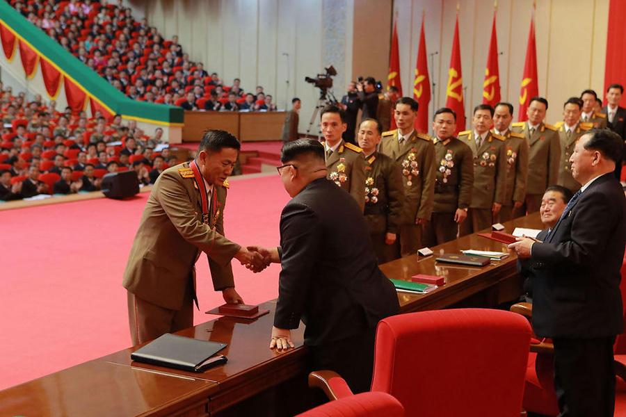 Korea successful launch