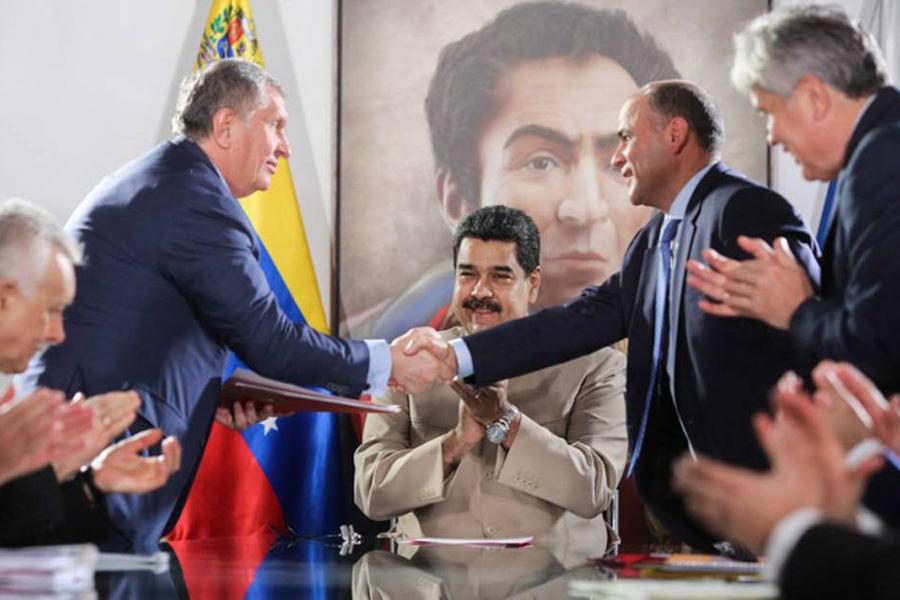 Sechin-Venezuela