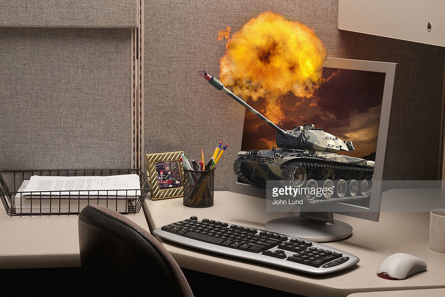 War-in-Computer