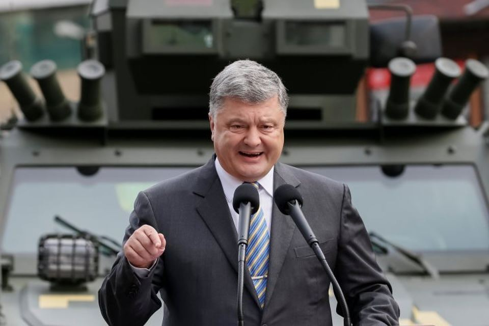 Poroshenko-Speech