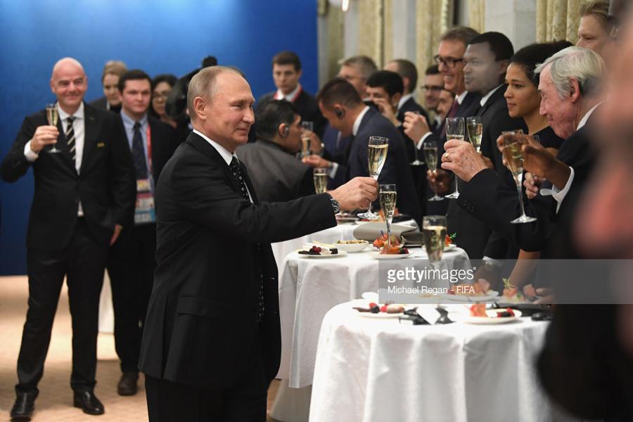 Putin Win