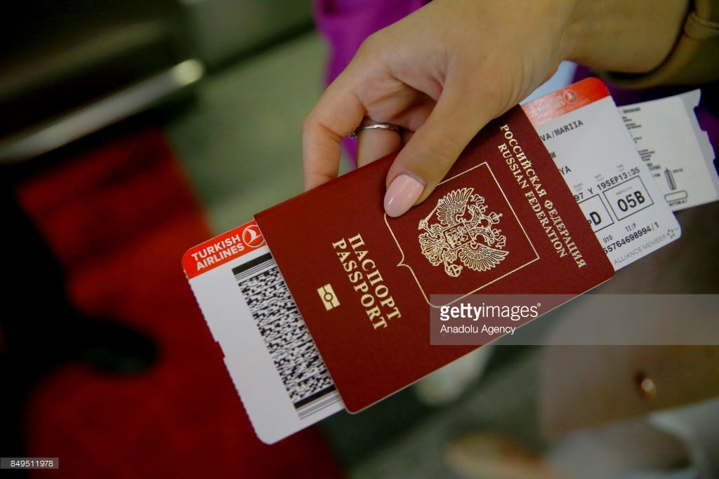 Pasport-Rus