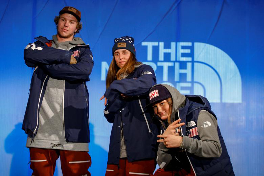 Olympic uniform US