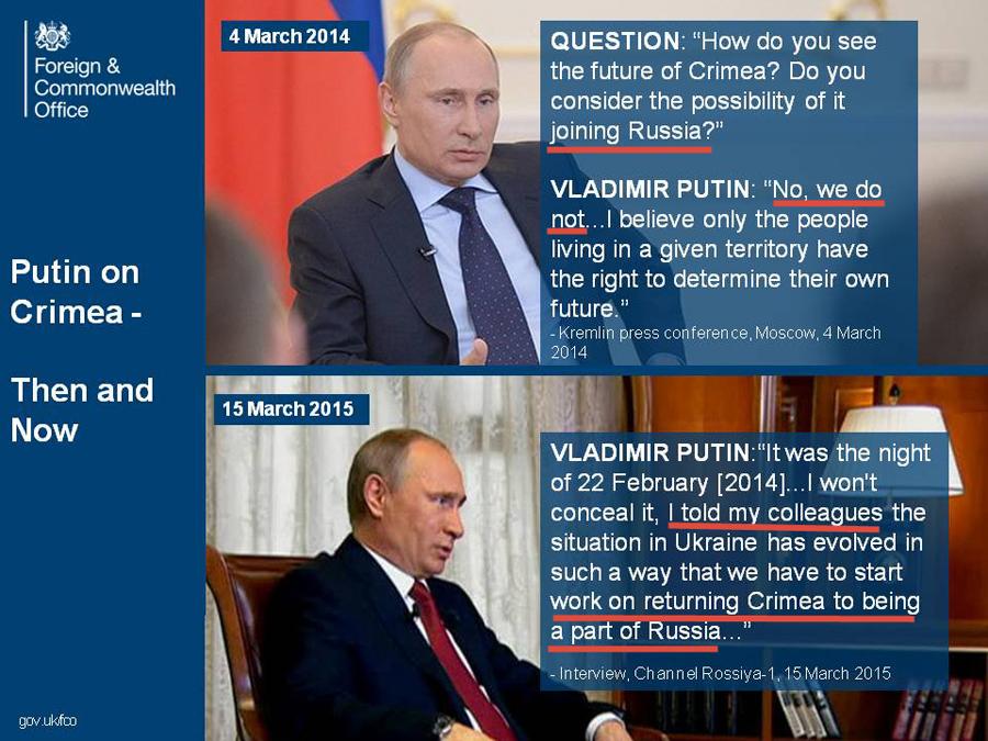 Putin-Quotation