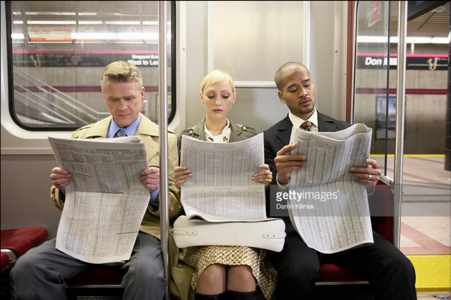 Newspapers Readers