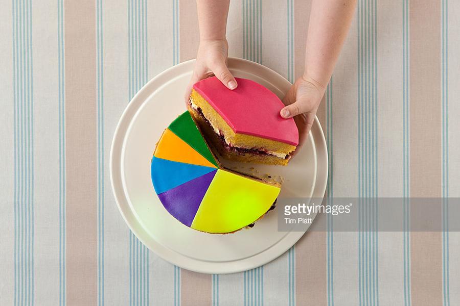 Pie-Chart-Cake