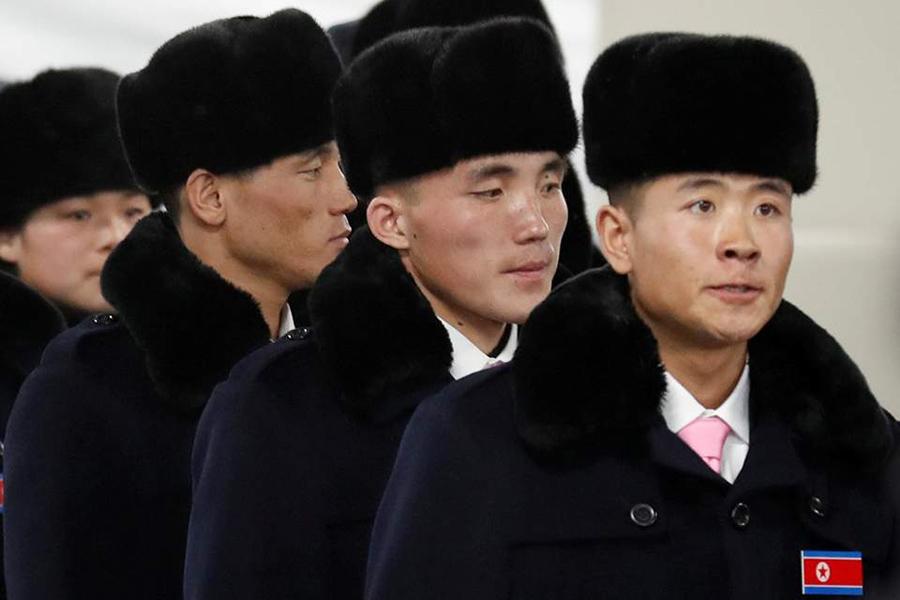 NKorea Team