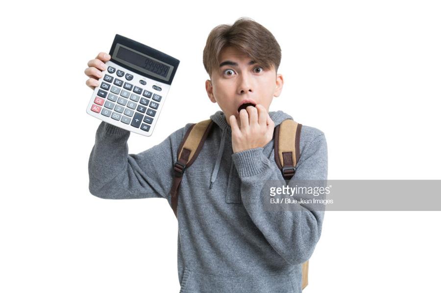 Calculator-Man