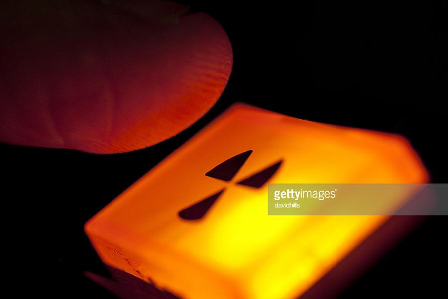 О реальном супероружии «с ядерным реактором» Push-the-button-radiation