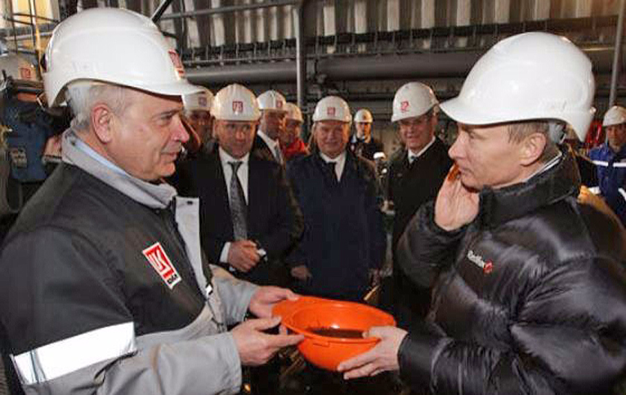 Putin-Lukoil