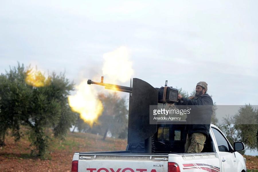 ISIS-Gun