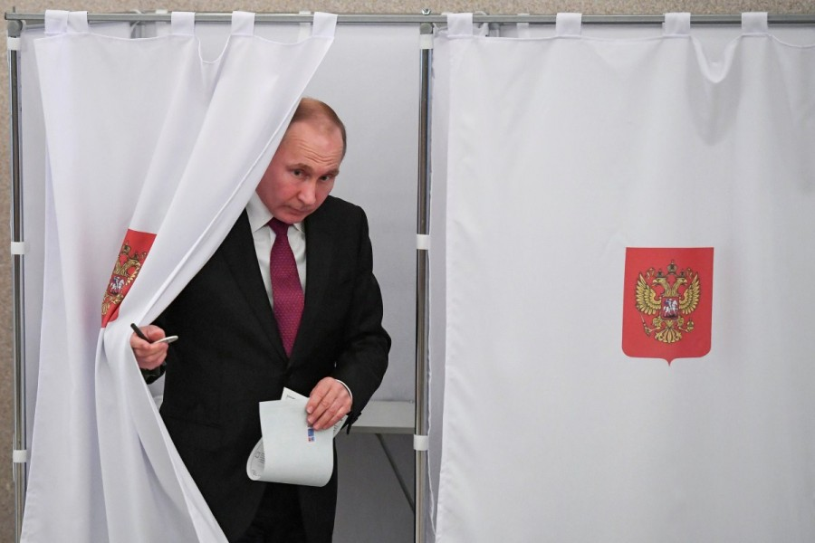 putin election