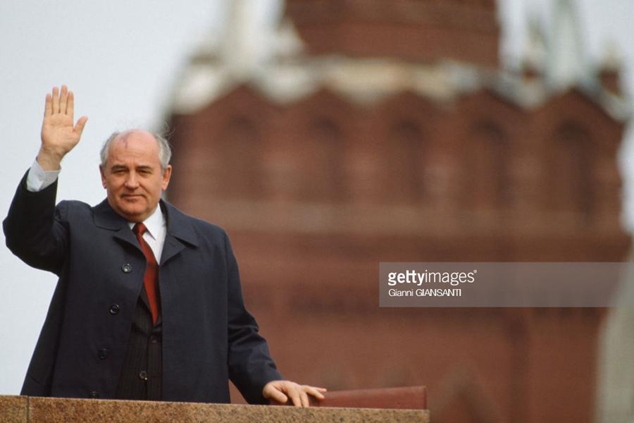 Gorbachev-1989