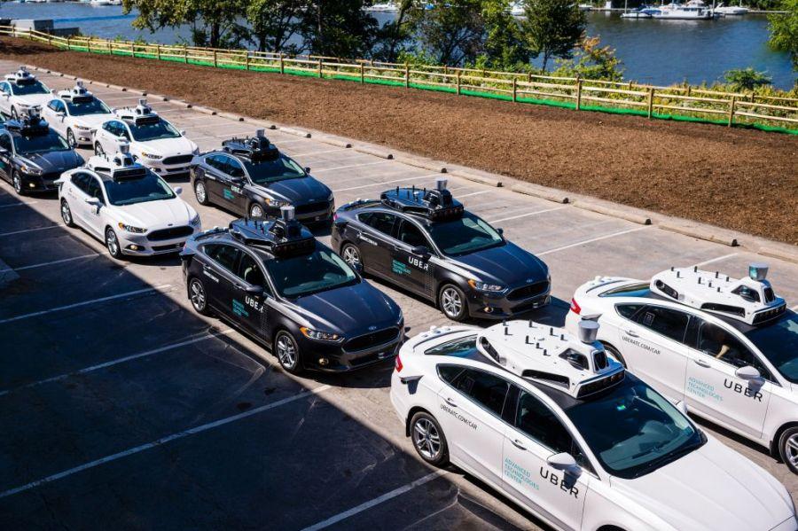 Uber-Self-drive-cars