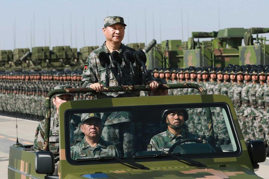Xi-Military-2018-01
