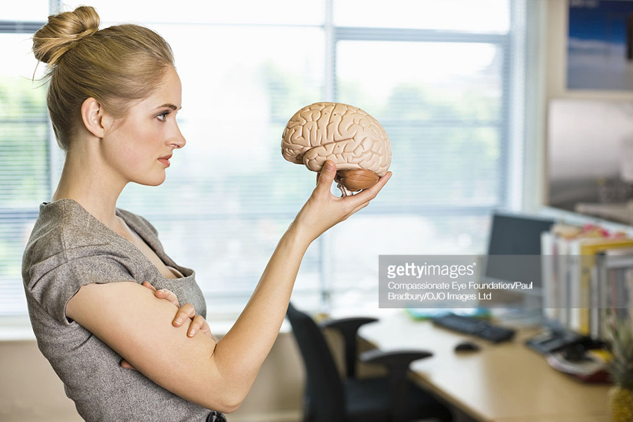 Brain-Woman