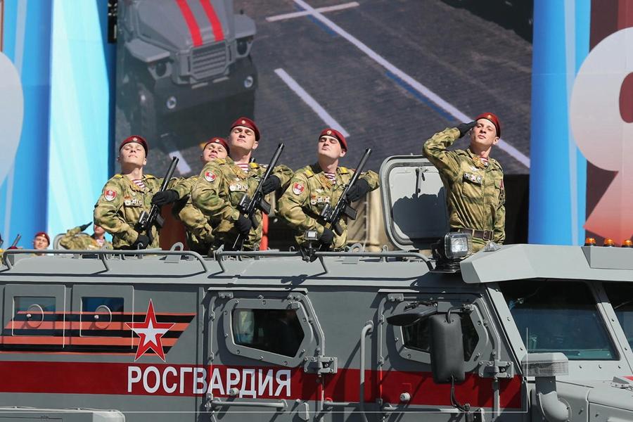 О дерзком унижении «опричников Путина» в Москве RosGuard