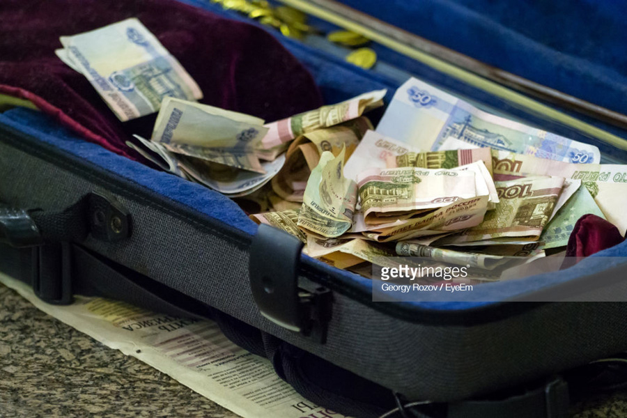 Rouble-Suitcase
