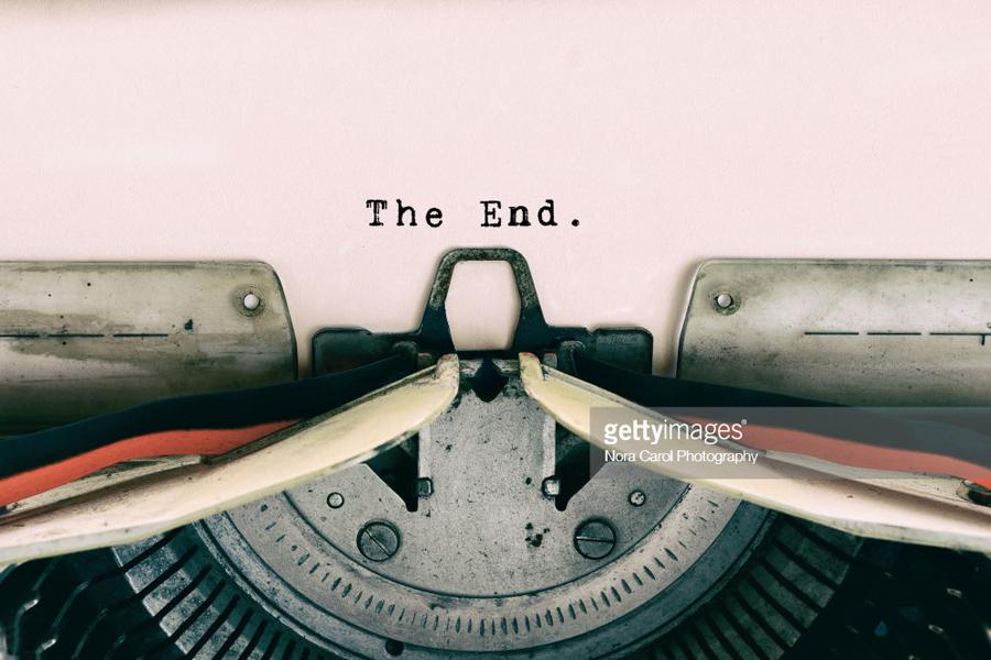 О близком конце знакомой нам всем Америки The-End