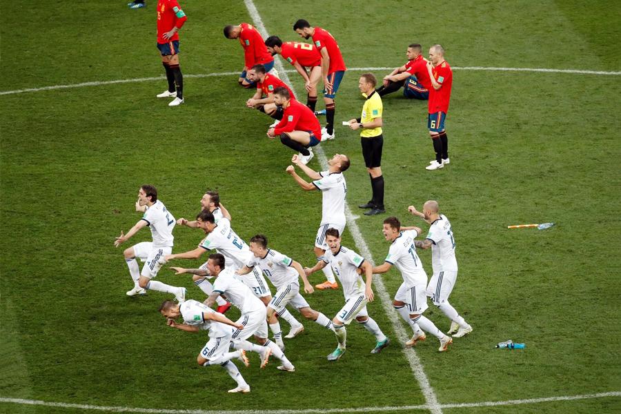Rus-Spain-Football