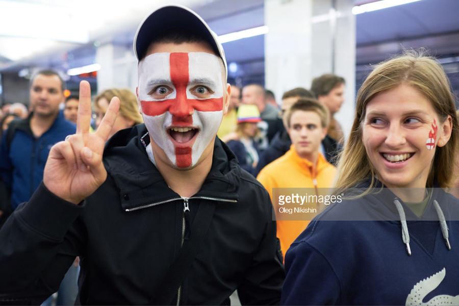 English-Fans