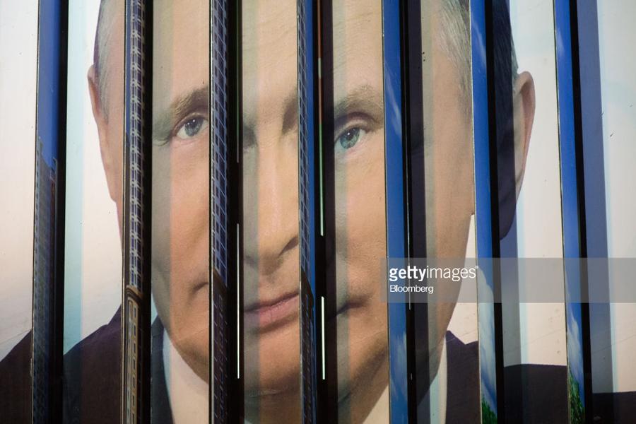 Putin-Billboard