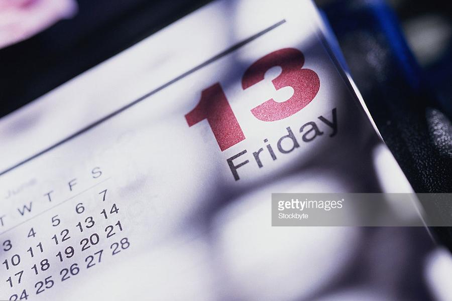 13-Friday