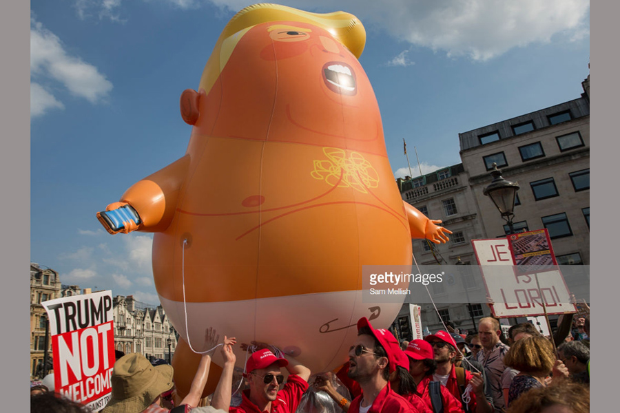 Trump-England