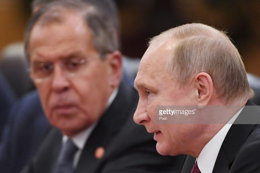 Putin-Lavrov
