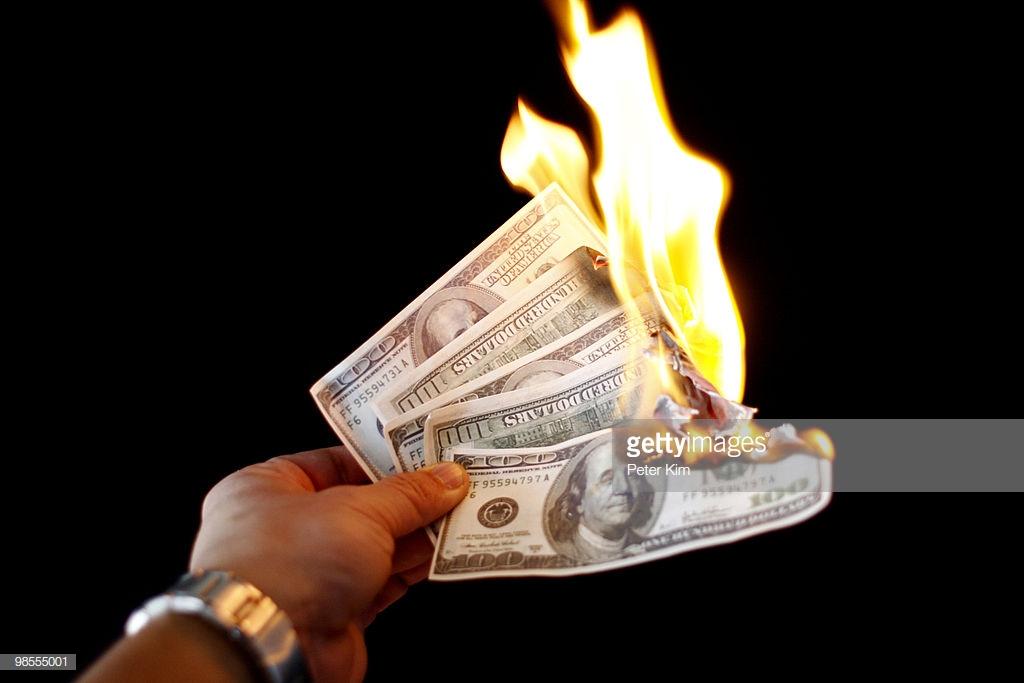 Burn-Dollar