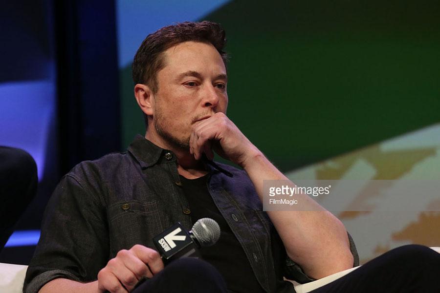 Musk-Sad