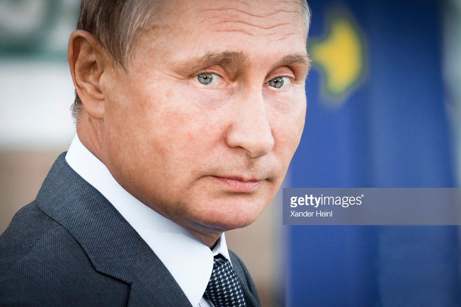 Putin-Alone