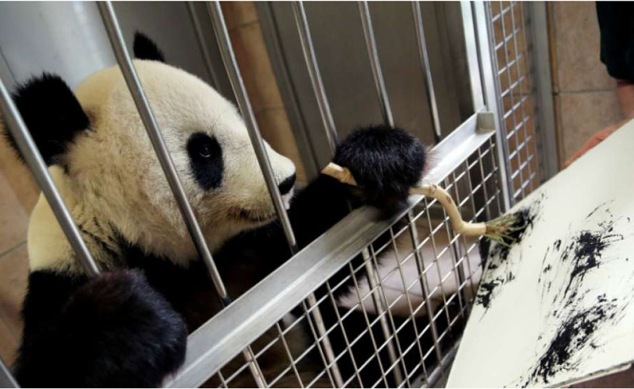 panda-abstrak-ternama-dari