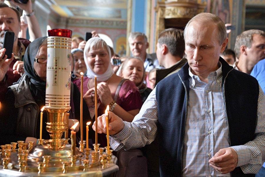 Putin-Valaam