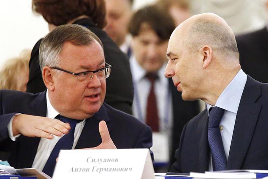 Siluanov+Kostin