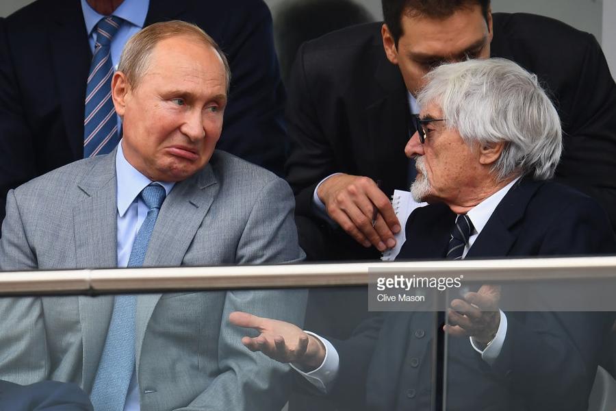 Putin-F1