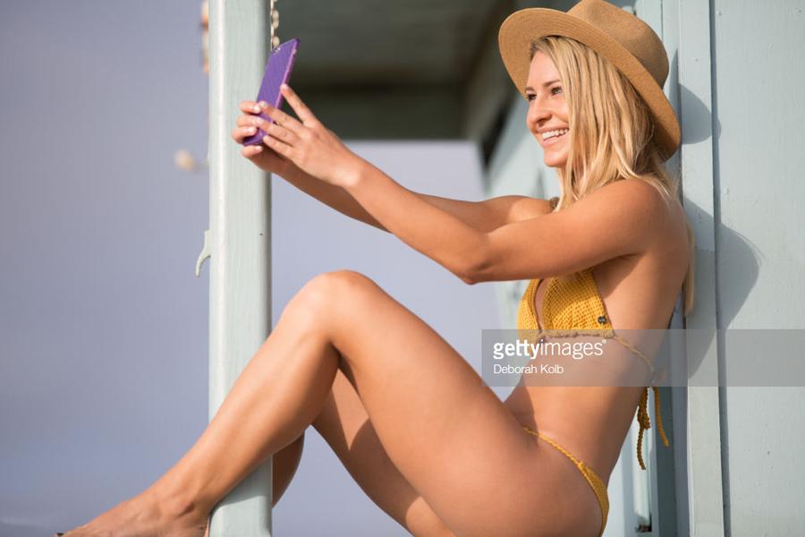 Selfie-Bikini