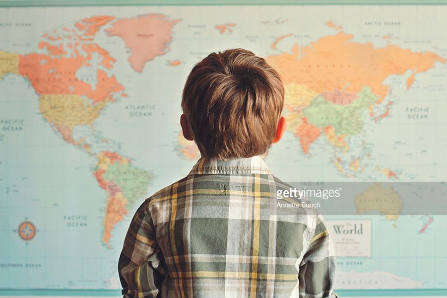 Boy-Map