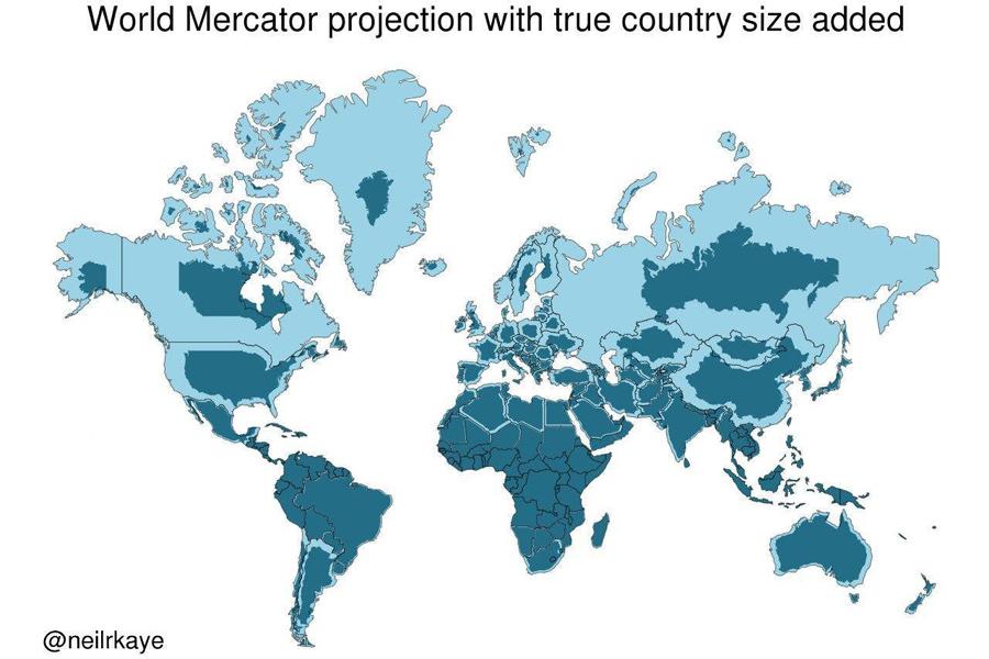 Mercator-World