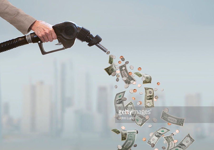 Fuel-Pump-Money