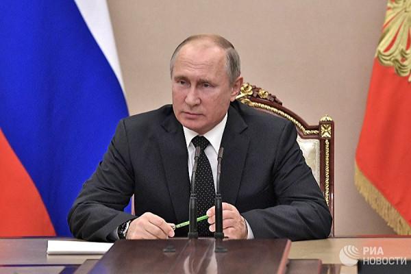 О чётком ответе Владимира Путина на извивы «дела Скрипаля»