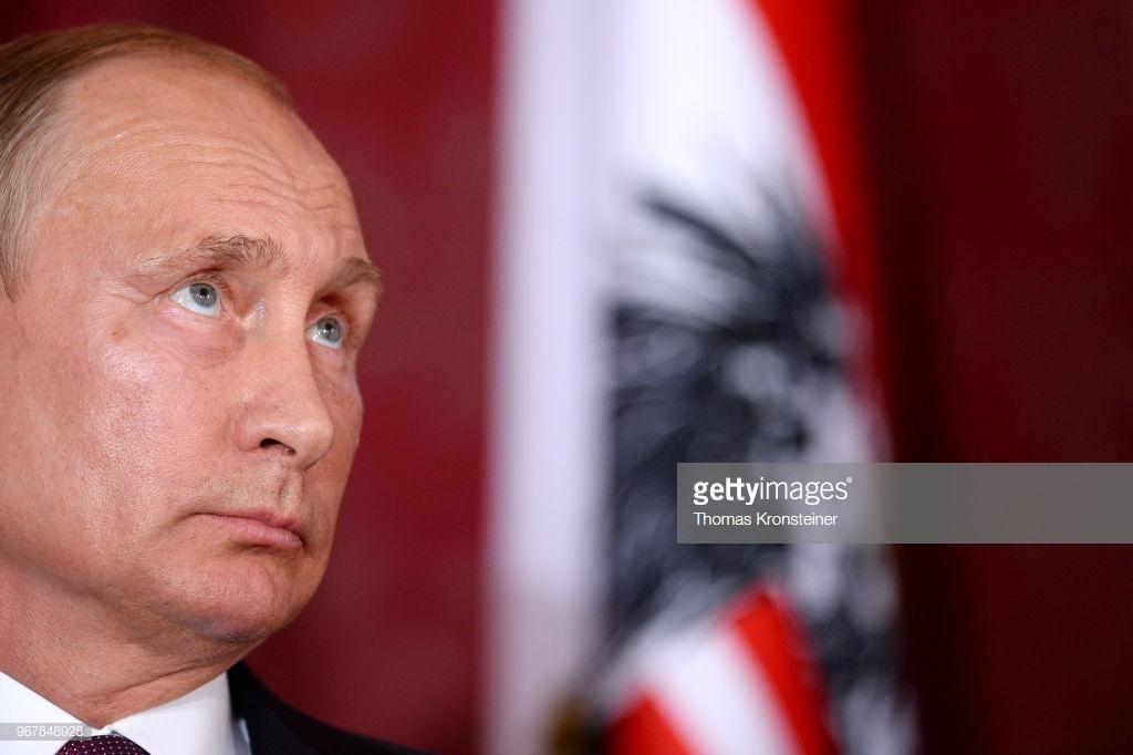 Putin-Austria