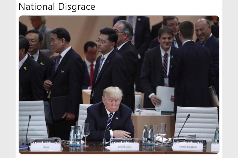 Disgrace-Trump