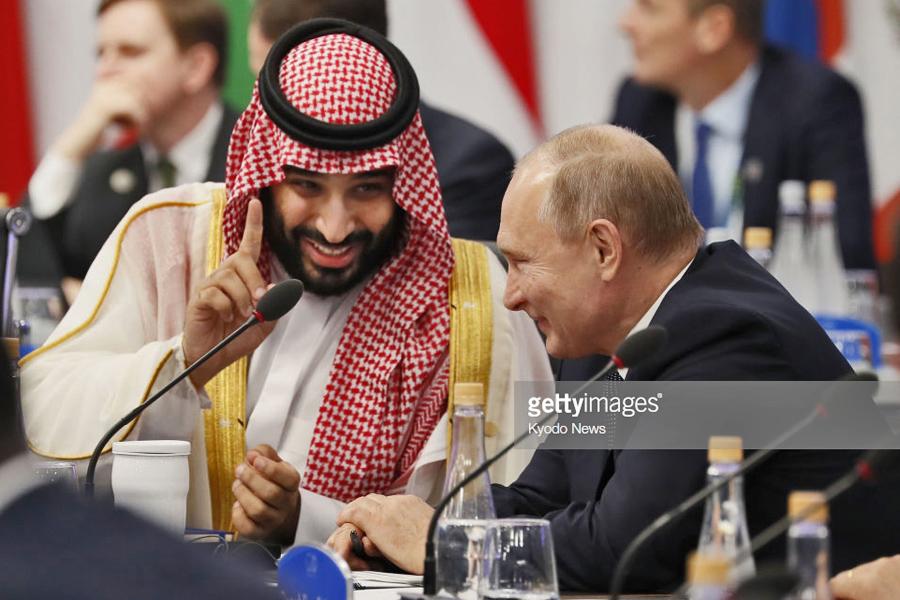 Putin-Salman