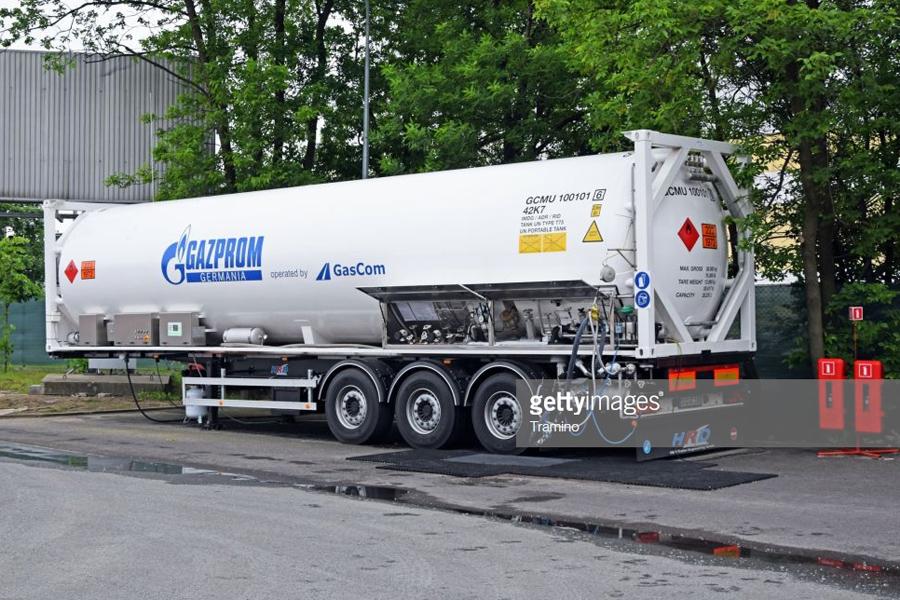 Gazprom-LNG