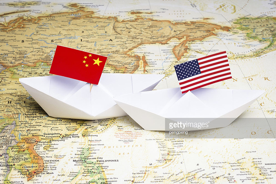 Conflict between China and USA